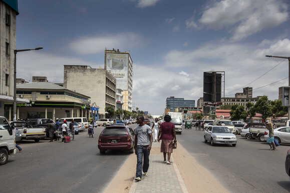 Resultado de imagem para Duas portuguesas mortas em Moçambique em espaço de horas