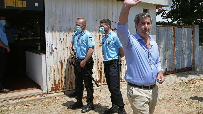 Bruno de Carvalho admite processar o estado português