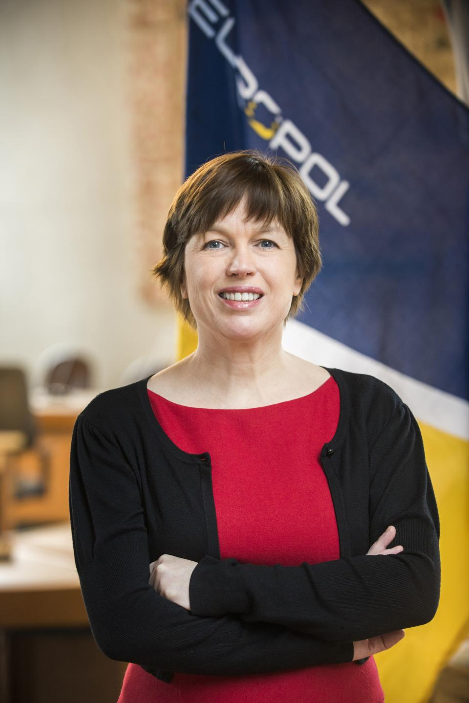 Catherine de Bolle, diretora executiva da Europol