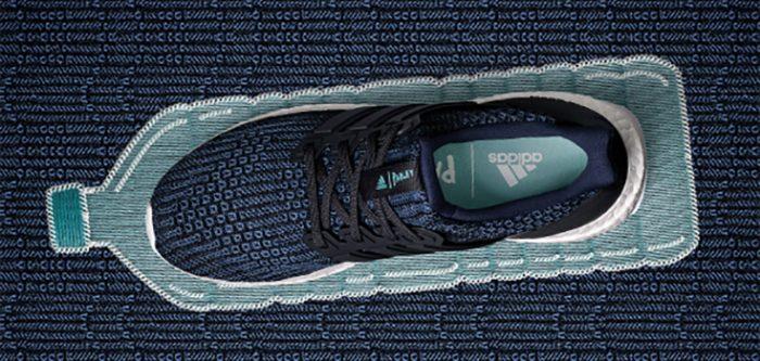 Adidas vai produzir 11 milhões de ténis com lixo dos oceanos