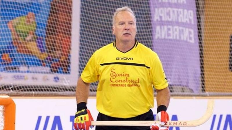 6160512a77 Belga de 52 anos ainda marca no Europeu de hóquei em patins