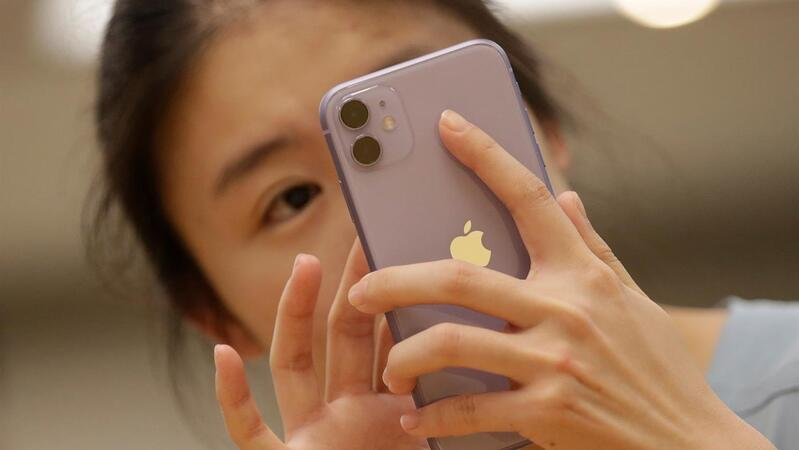 Estudo relaciona aumento de vítimas ao telemóvel com lançamento do iPhone