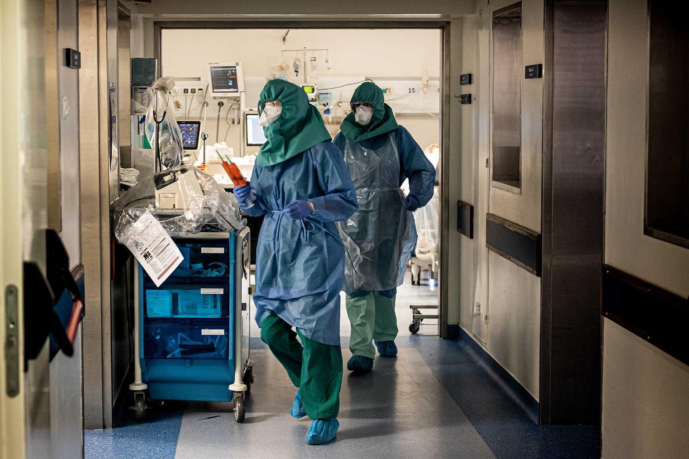 Santa Maria tem vindo a melhorar o controlo de infeção nos últimos anos.