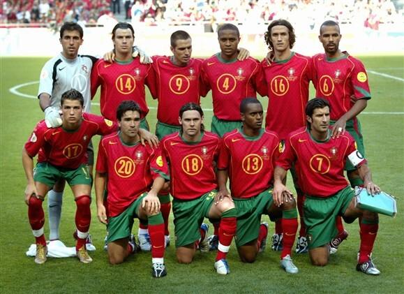 Resultado de imagem para euro 2004 portugal