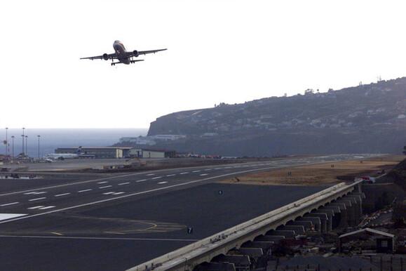 Aeroporto Viseu : Madeira ″acho que o aeroporto deveria chamar se dona