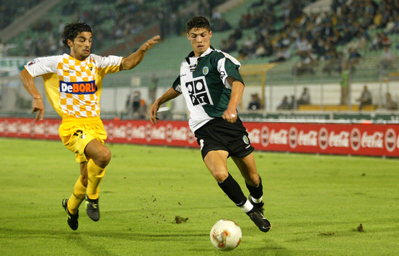 E tem também cinco pelo Sporting de Portugal 6c19dc23c876a