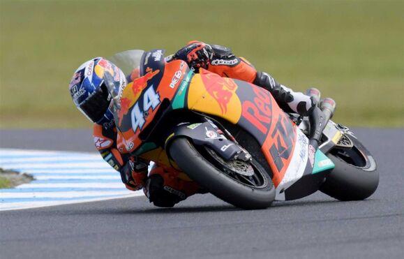[Notícia] Miguel Oliveira vence Grande Prémio da Austrália Image