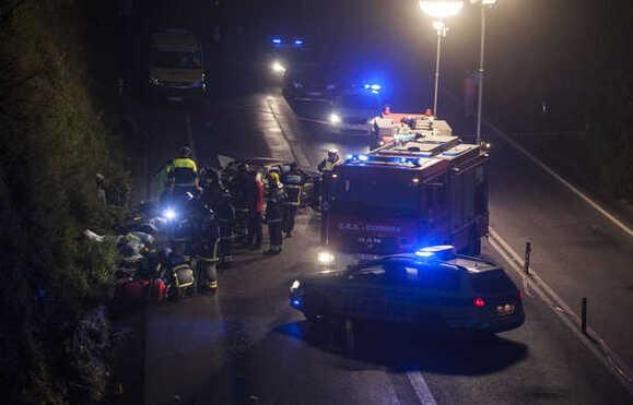 Resultado de imagem para Seis anos de prisão para condutor que atropelou mortalmente peregrinos