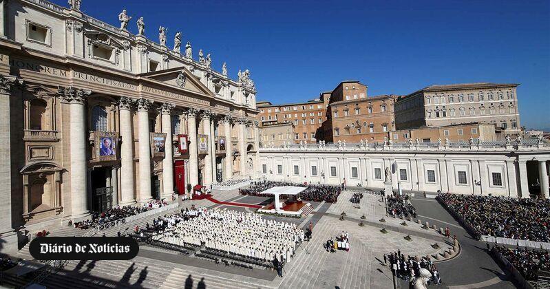 Há mais um santo português. Papa proclamou santo o padre Ambrósio Francisco Ferro