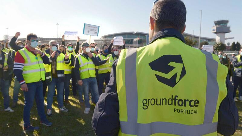 Tribunal declara insolvência da Groundforce