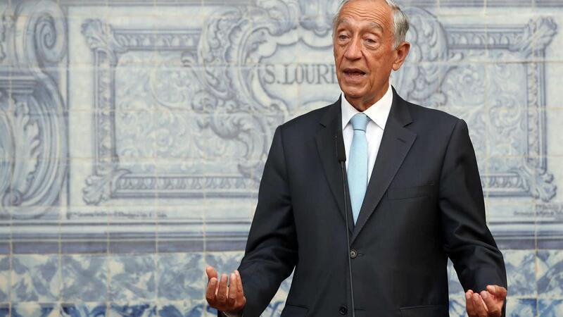 O Presidente da República, Marcelo Rebelo de Sousa, é o convidado do programa Circulatura do Quadrado