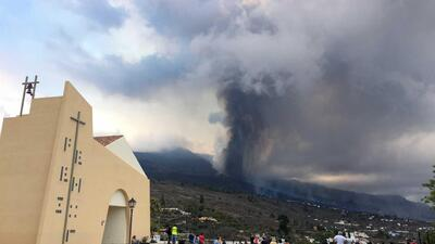 Sismos, novas evacuações e mais casas destruídas em La Palma