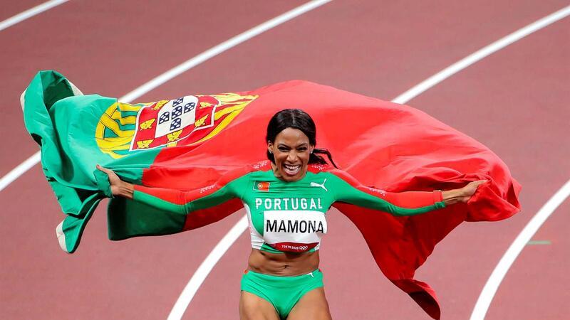 """Patrícia Mamona medalha de prata: """"Estou nas nuvens. É surreal!"""""""