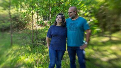 Paula Costa e Nuno Frade