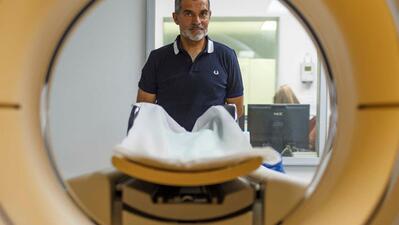 Miguel Castelo-Branco Neurocientista licenciado em Coimbra, fez doutoramento na Alemanha, deu aulas na