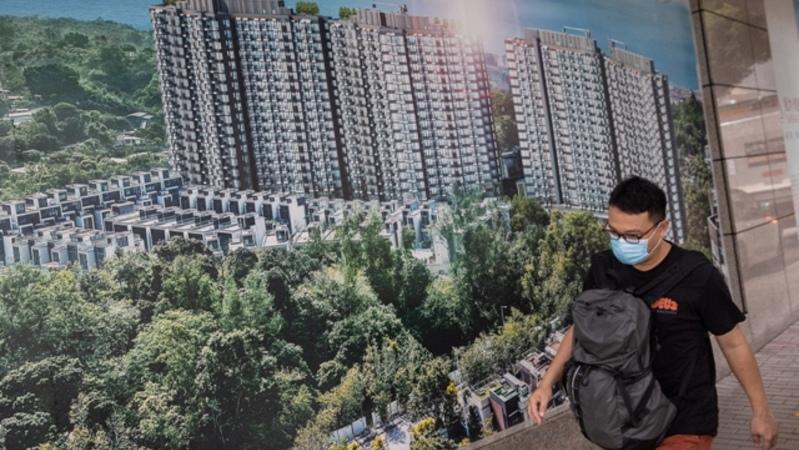 Evergrande: gigante chinês do imobiliário está a cair e os mercados mundiais assustam-se