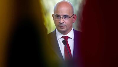O ministro das Finanças, João Leão.