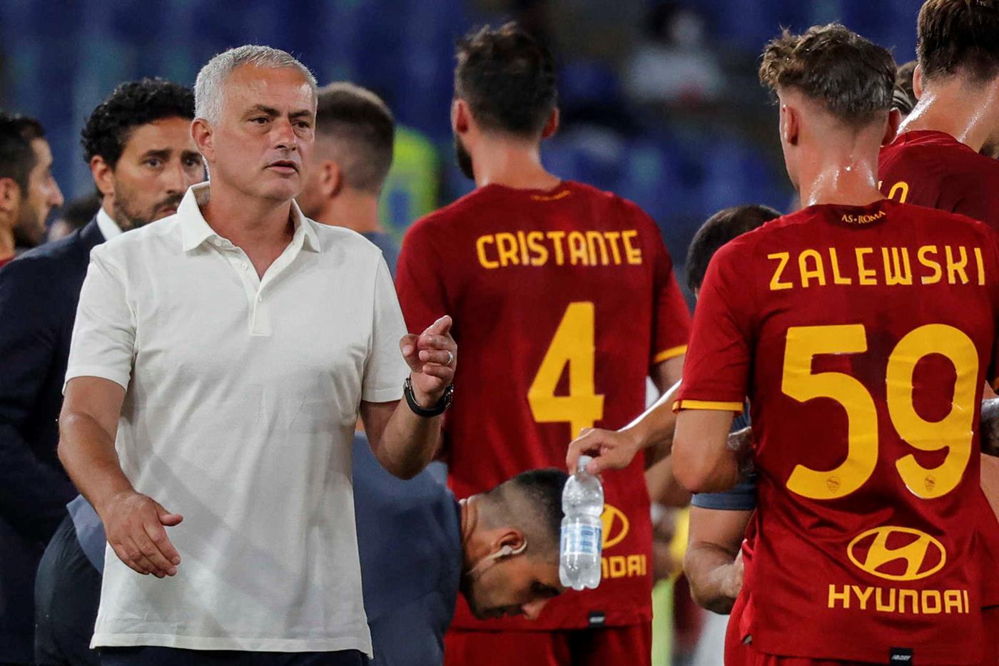 Jose Mourinho torna in Serie A: la fame si unisce alla voglia di mangiare