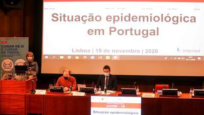 Há um ano Portugal começava a entrar na segunda vaga da doença.