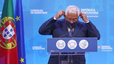 O chefe do Governo, António Costa, deverá apresentar esta quinta-feira as conclusões do Conselho de Ministros