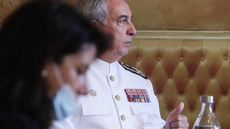 Almirante António Maria Mendes Calado
