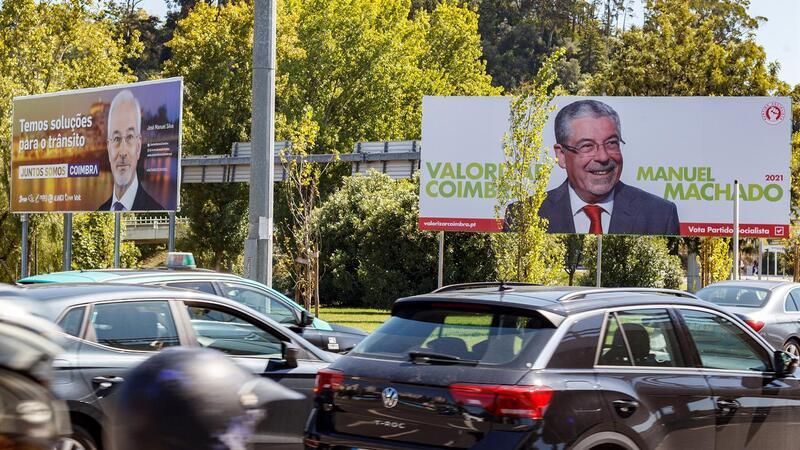 """Coimbra. Coligação contra Machado diz ter """"potencial de 46%"""""""