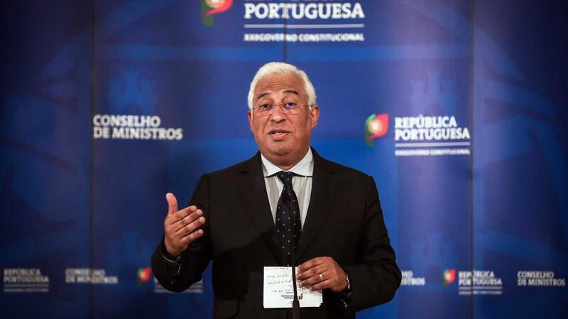 """""""Estamos em condições de avançar"""", diz António Costa"""