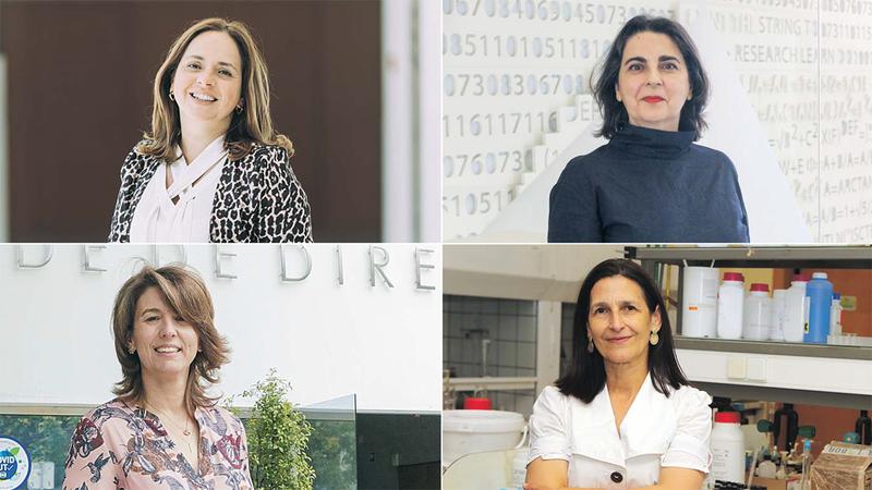 Faculdades públicas portuguesas já são lideradas por vozes femininas