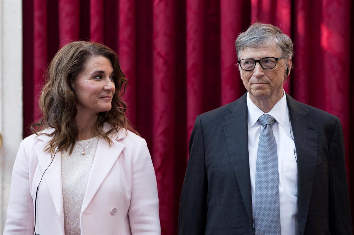 Melinda, muito mais do que a mulher de Bill Gates
