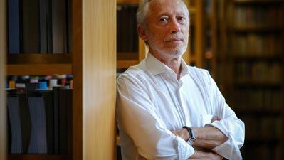 O investigador coordenador no Instituto de Ciências Sociais da Universidade de Lisboa, António Costa