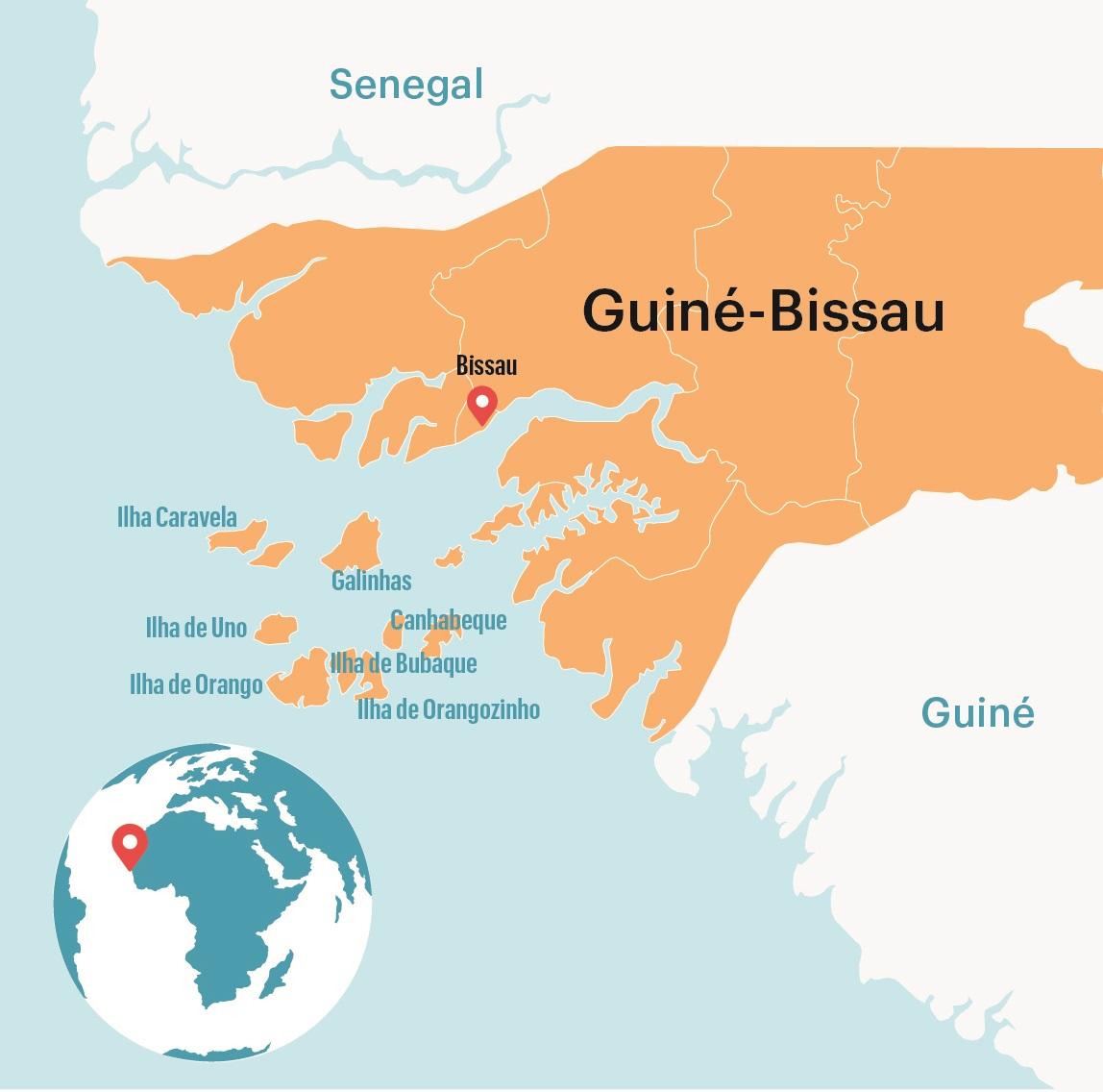 Bijagós. A riqueza da biodiversidade cultural na Guiné-Bissau