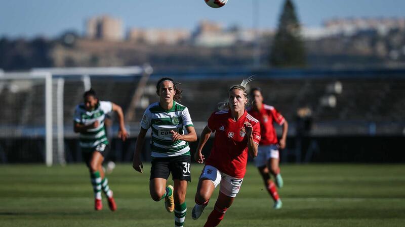 A história do futebol feminino  em Portugal já conta com alguns dérbis lisboetas.