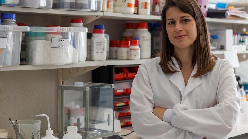 Investigadora Ana Luísa Cardoso