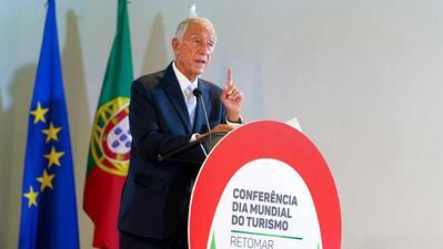 Marcelo Rebelo de Sousa encerrou a conferência Retomar o Crescimento, promovida pela Confederação do