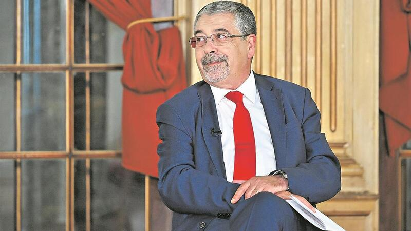"""Manuel Machado:""""A sondagem da rua, do olhar das pessoas, é que é importante"""""""