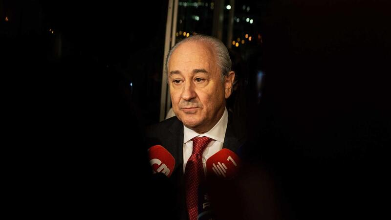 Rui Rio, recandidato à liderança do PSD