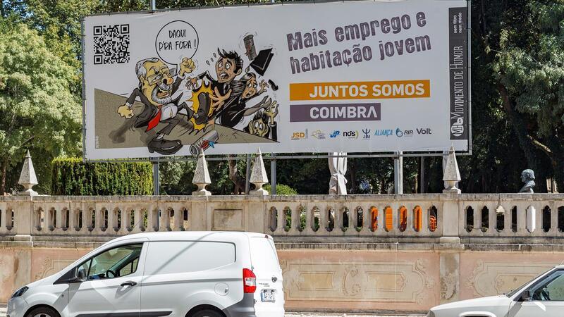 Empresas, emprego e habitação: os problemas de Coimbra