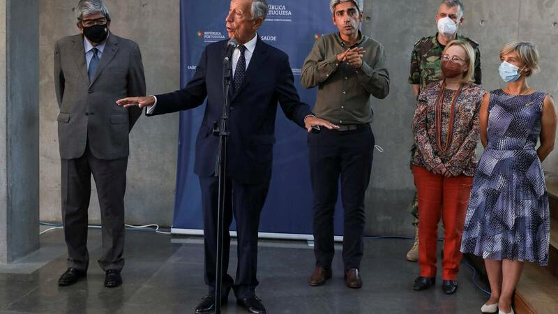 Marcelo diz que Portugal é visto como exemplo mas rejeita facilitismo