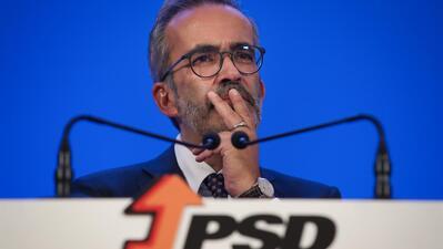 """Paulo Rangel: """"O governo do PSD nunca será feito com um partido radical, à direita ou à esquerda"""""""