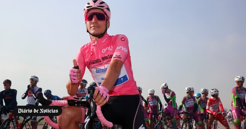 Giro dItália: João Almeida reforça liderança após 16.ª