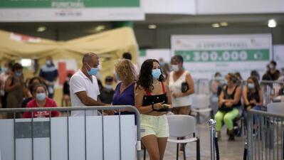 Na Madeira, jovens acima dos 12 anos já começaram a ser vacinados
