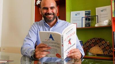 O psicólogo Nuno Mendes Duarte acabou de lançar o livro Superar a Ansiedade - Um manual para conquistar