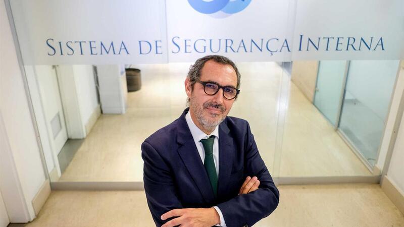 Paulo Vizeu Pinheiro, secretário-geral do Sistema de Segurança Interna