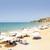 Praia da Falésia, no Algarve (Imagem de arquivo)