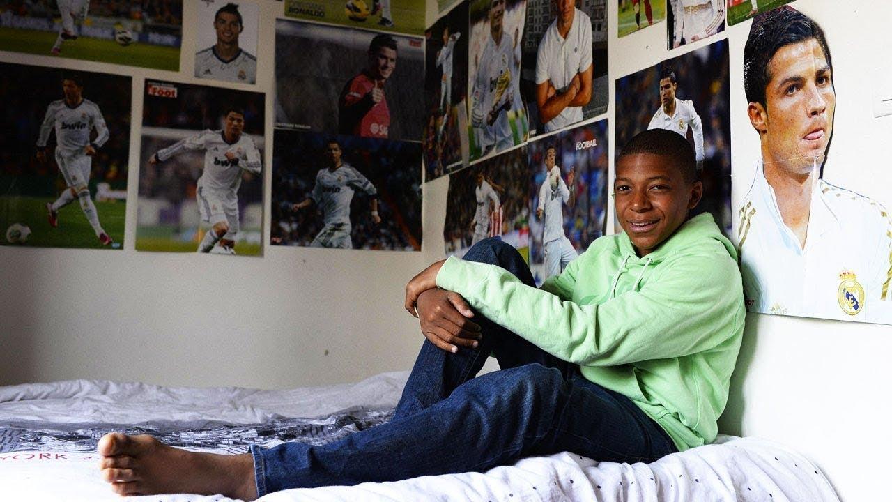 Mbappé: ″Tenho de me inspirar na carreira do Cristiano Ronaldo″