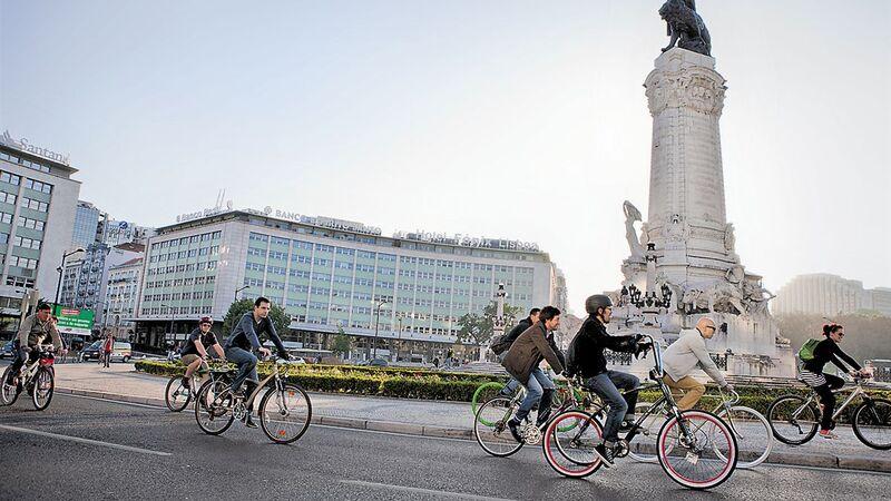 Lisboa vai ter 200 km para pedalar e quer ir de Oeiras a Vila Franca