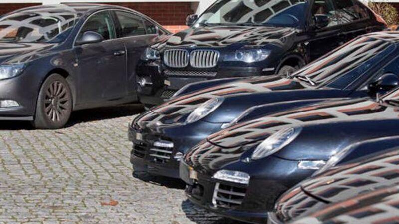 Fuga ao fisco na importação de carros usados