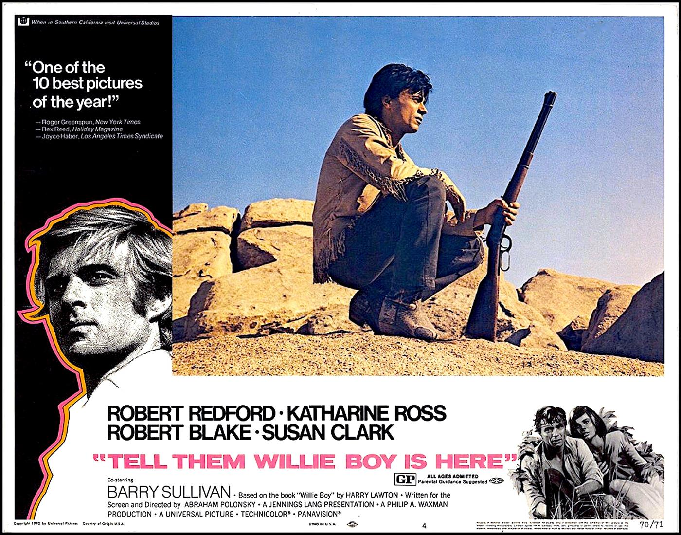 "Ricordi del 1969: lancio del poster della campagna ""Valle del fuggitivo"""