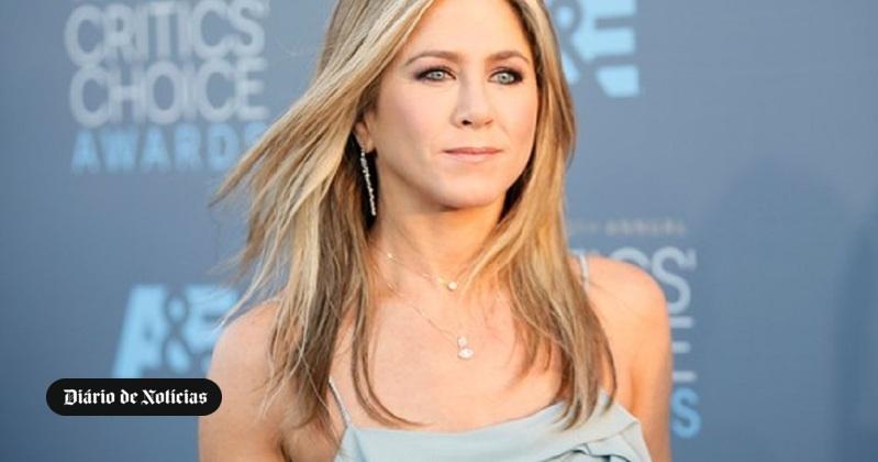 Jennifer Aniston ikonförklarad på People-galan - DN.SE