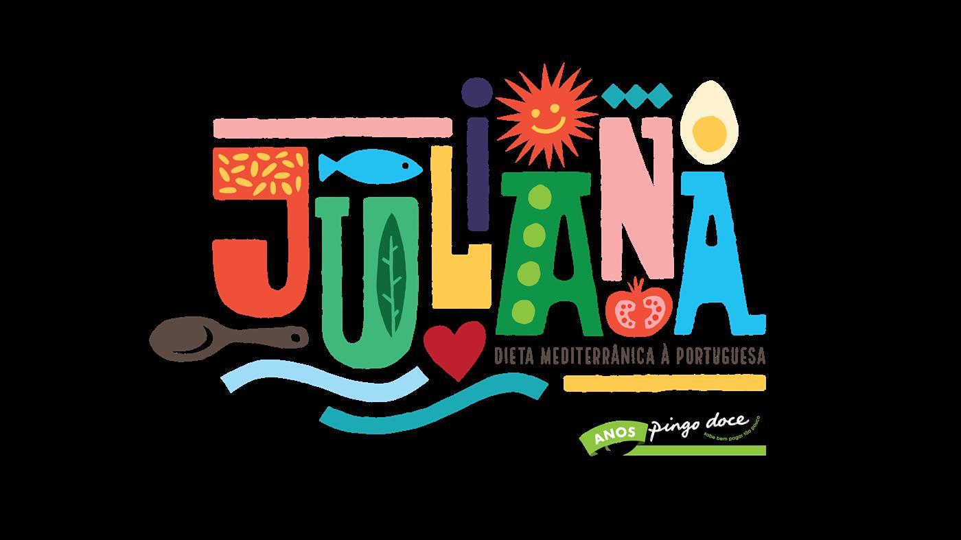 Juliana brand identity